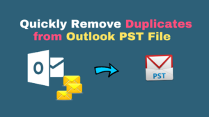 Delete Duplicate Emails from Outlook