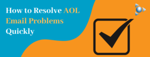 AOL Email Problems Today UK